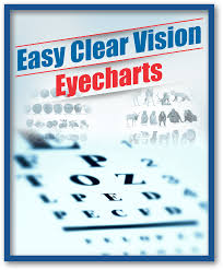 Easy Clear Vision eyechart