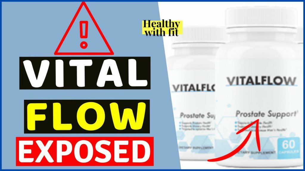 The VitalFlow Capsules